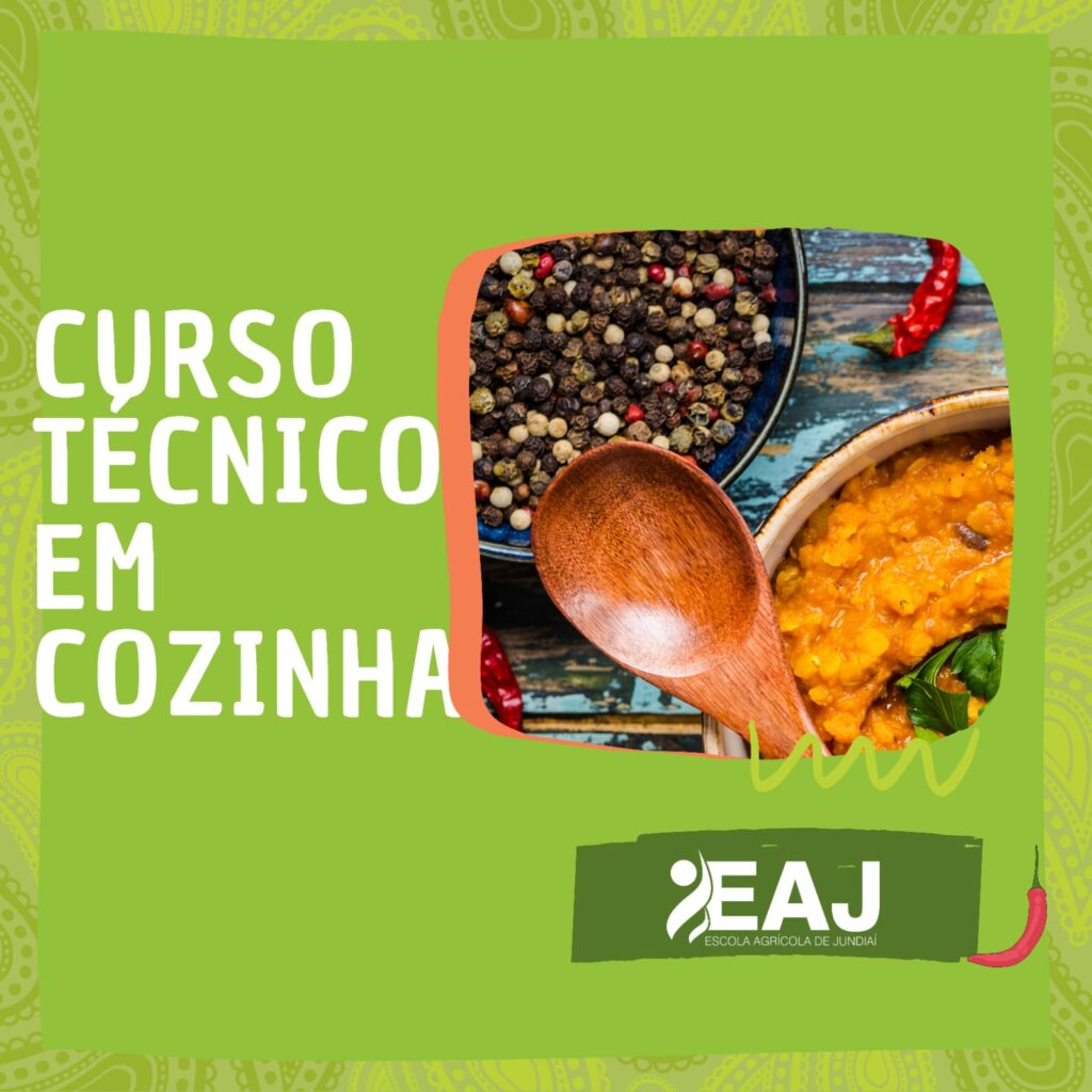Curso Técnico em Cozinha Escola Agrícola da UFRN