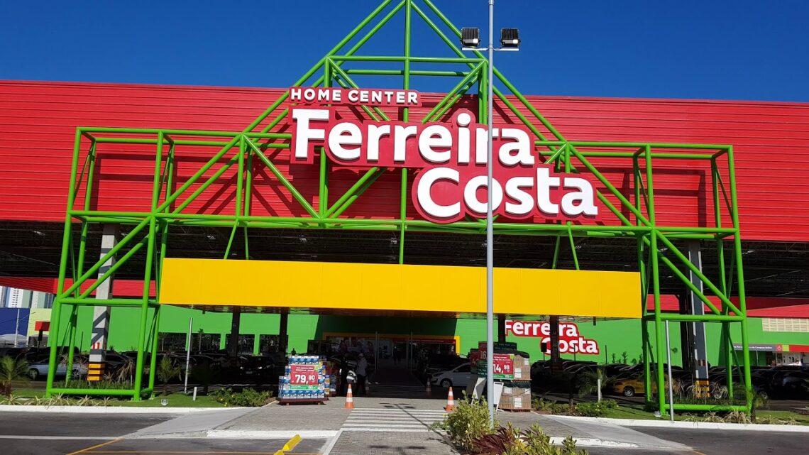 Ferreira Costa abrirá loja em Natal e inicia seleção para 450 vagas de emprego
