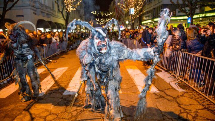 Halloween, Dia dos Mortos, Parada de Krampus e mais: confira os festivais mais assustadores do mundo