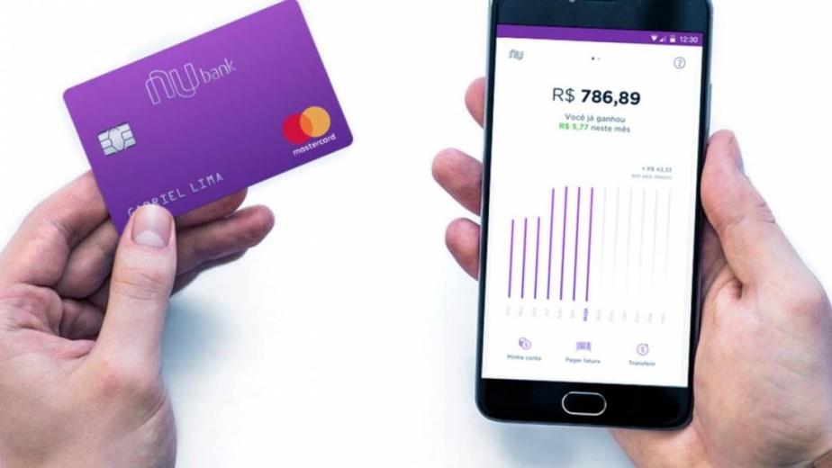 Investir no Nubank é correr risco maior por rentabilidade pior