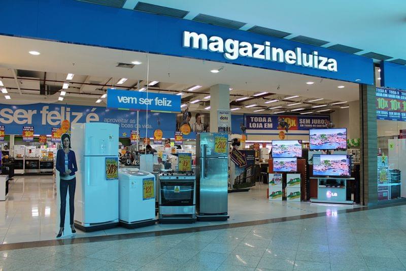 Magazine Luiza chega ao Natal Shopping