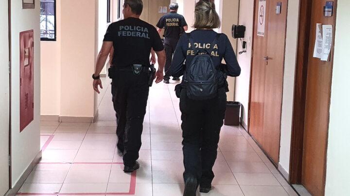 Operação da PF combate desvio de recursos públicos em Extremoz; valor chega a R$ 2 milhões