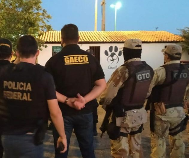 Operações conjuntas do MPRN e PF combatem atuação de facção criminosa no Alto Oeste