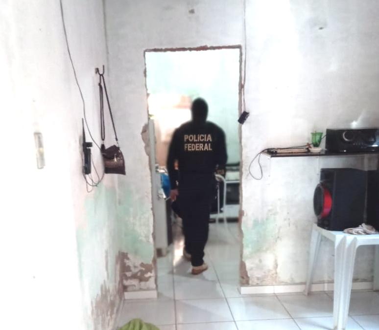 PF cumpre mandados no RN em operação de combate ao tráfico interestadual de drogas