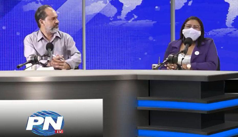 Professora Nilda revela projetos de governo para Parnamirim
