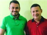 Raulison Ribeiro e José Dário do Sindicato