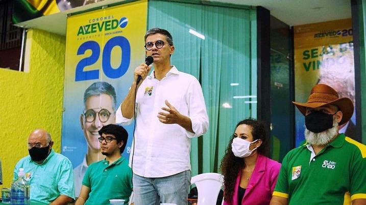 TRE condena Coronel Azevedo por propaganda política antecipada