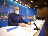 Tite convoca Brasil para jogos pelas Eliminatórias da Copa