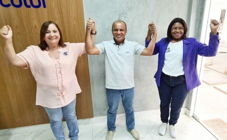 Abidene confirma apoio à candidatura de Professora Nilda em Parnamirim