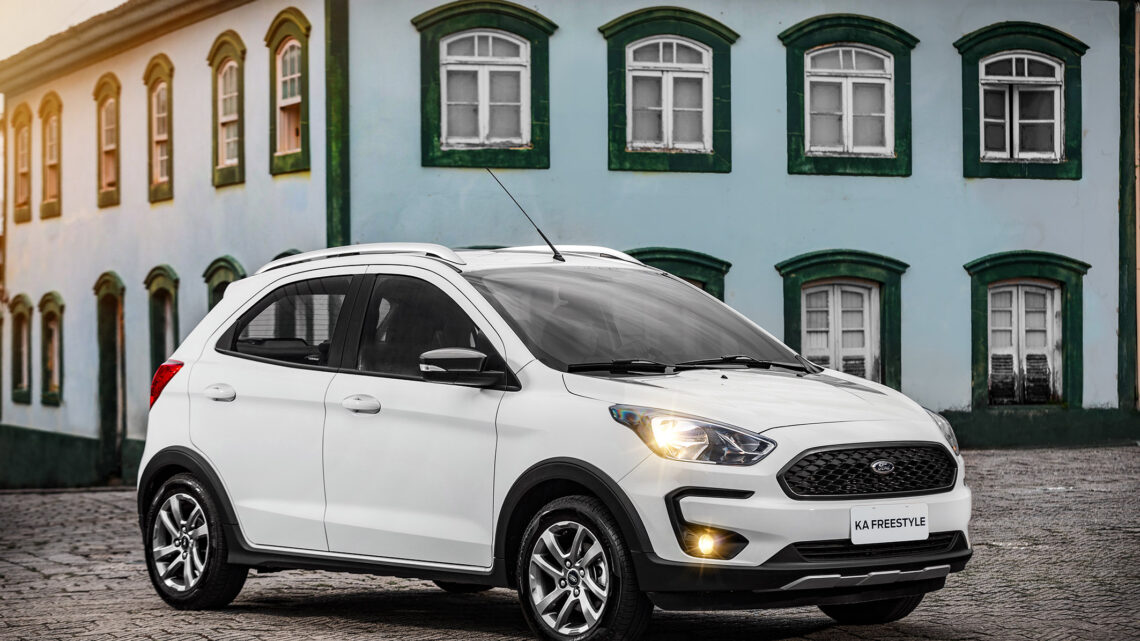 Black Friday: toda a linha Ford em 60 meses e com entrada de 20%