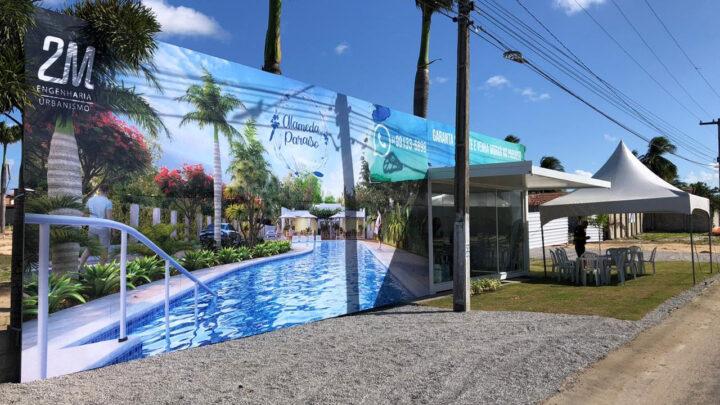 Condomínio residencial Alameda Paraíso é lançado em Parnamirim