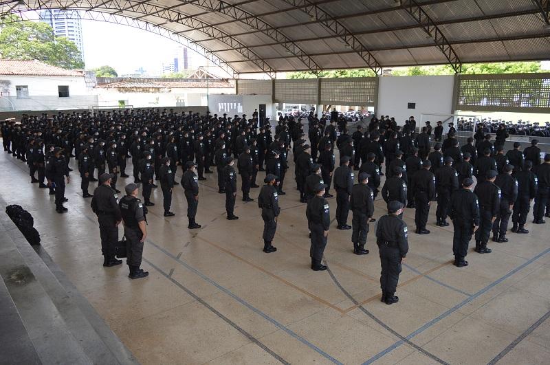 Eleições: mais de 8 mil agentes farão a segurança no RN
