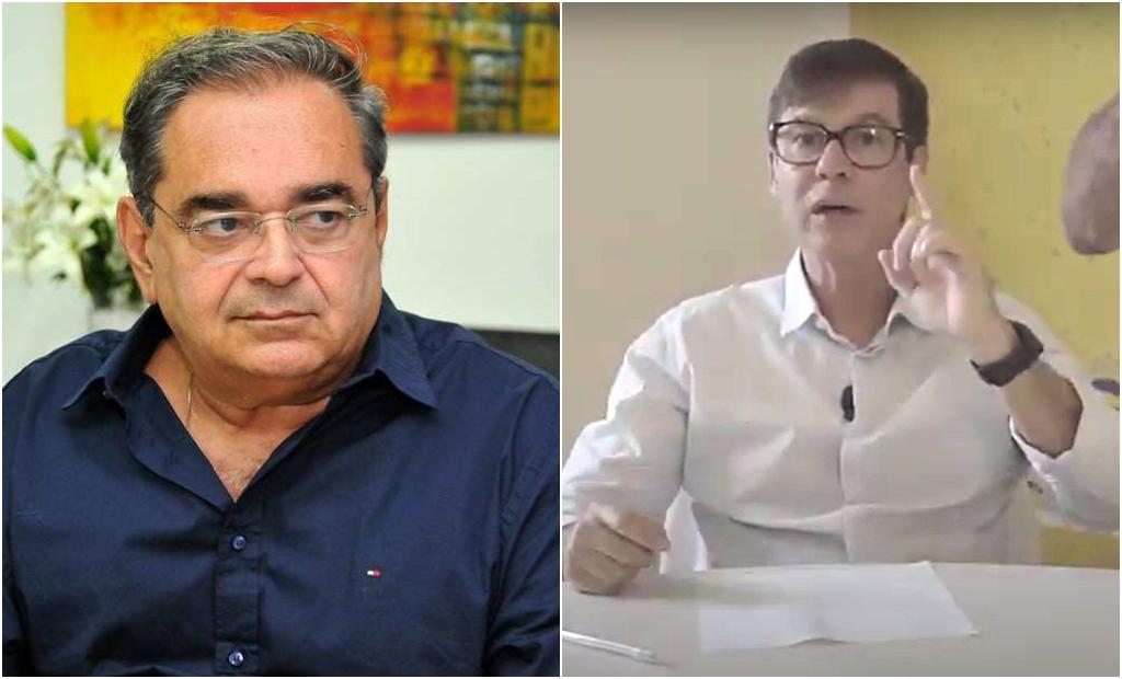 Justiça eleitoral proíbe Álvaro Dias de manter veiculação de fake news contra Leocádio