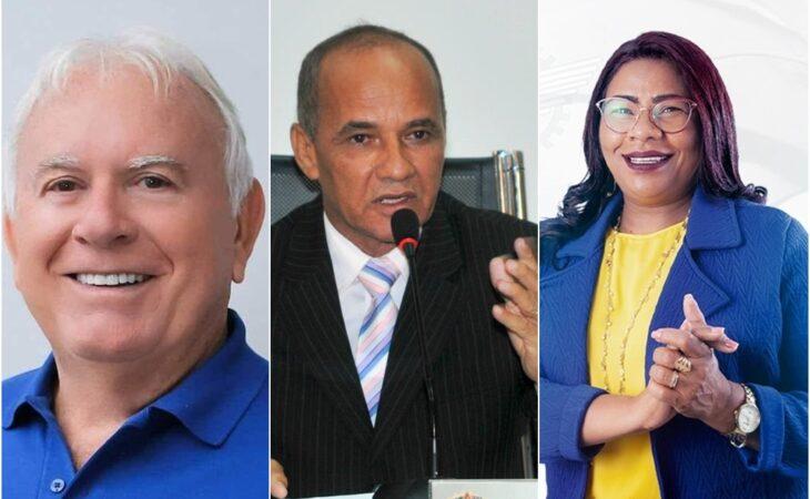 PESQUISA N10/ITEM/PARNAMIRIM: Maurício Marques tem rejeição de 20%, Taveira de 16% e Nilda de 10%
