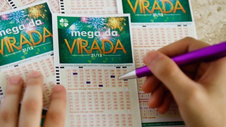 Mega-Sena da Virada deve sortear prêmio estimado em R$ 300 milhões