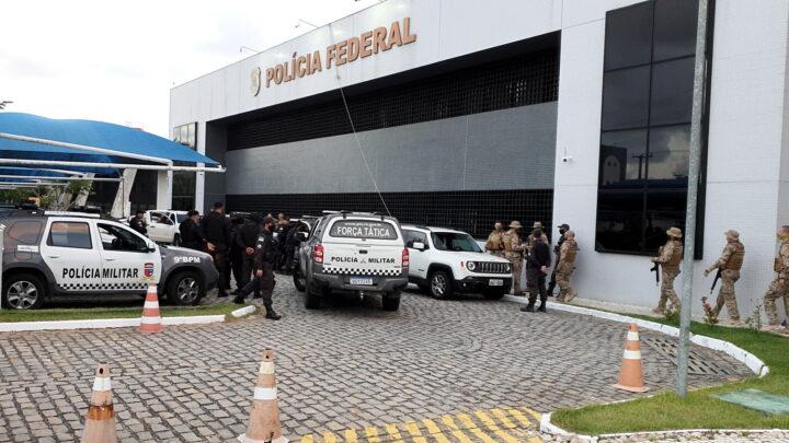 PF combate quadrilha responsável por assaltos a bancos e carros-fortes no RN