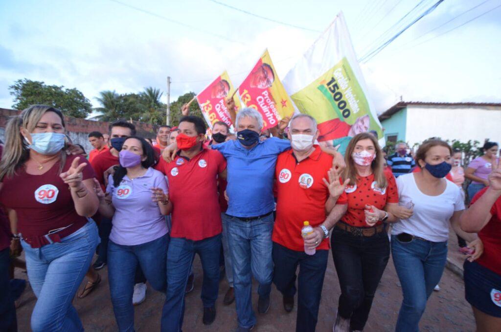 Paulinho está matematicamente reeleito em São Gonçalo do Amarante
