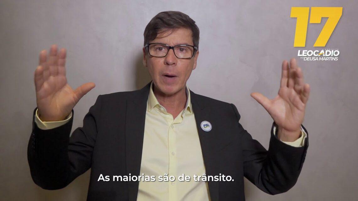 TRE nega direito de resposta a Sérgio Leocádio no horário eleitoral
