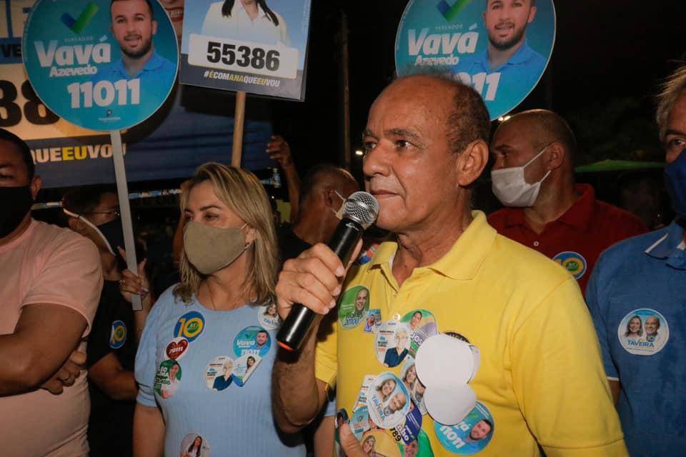Rosano Taveira é reeleito em Parnamirim