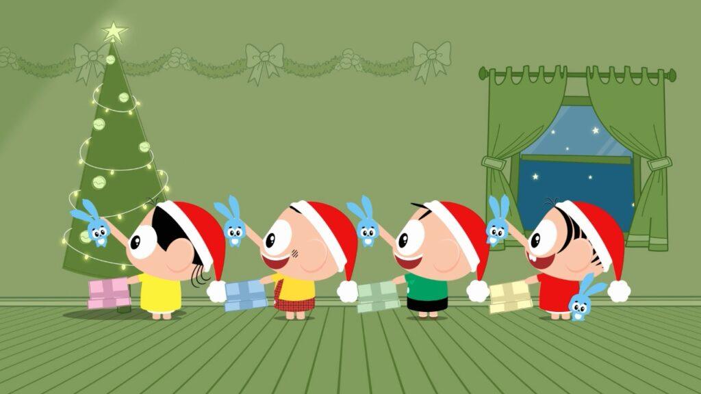 Arena das Dunas tem exibição gratuita de episódios natalinos de Mônica Toy