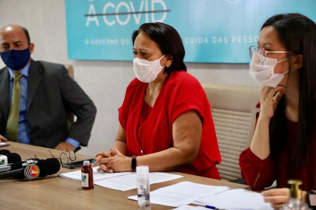 Governo do RN espera imunizar 730 mil pessoas nas primeiras fases de vacinação contra Covid-19