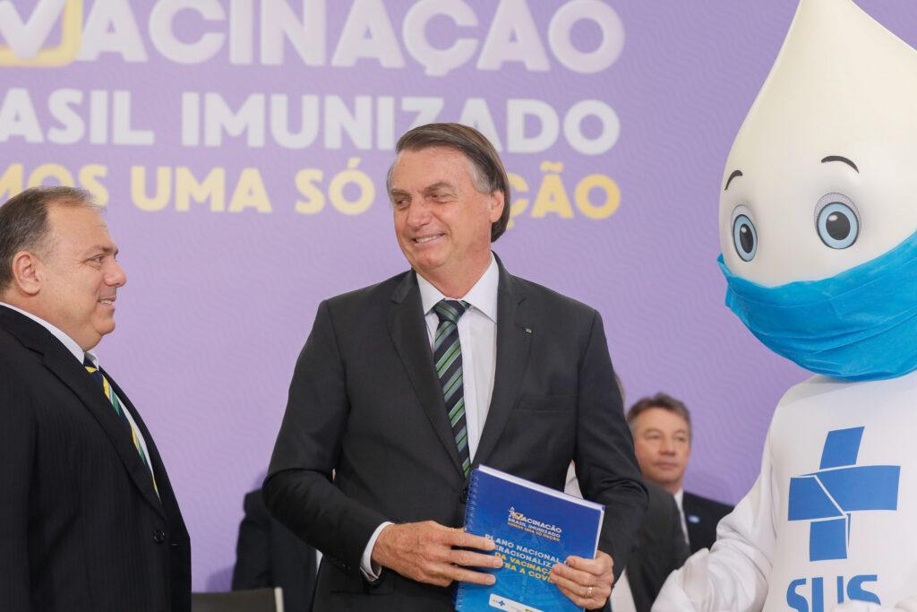 Governo inclui Coronavac em plano de vacinação anti-Covid