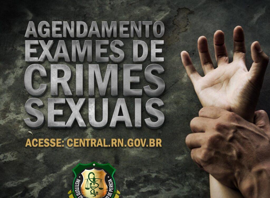 ITEP oferece agendamento online para vítimas de crimes sexuais