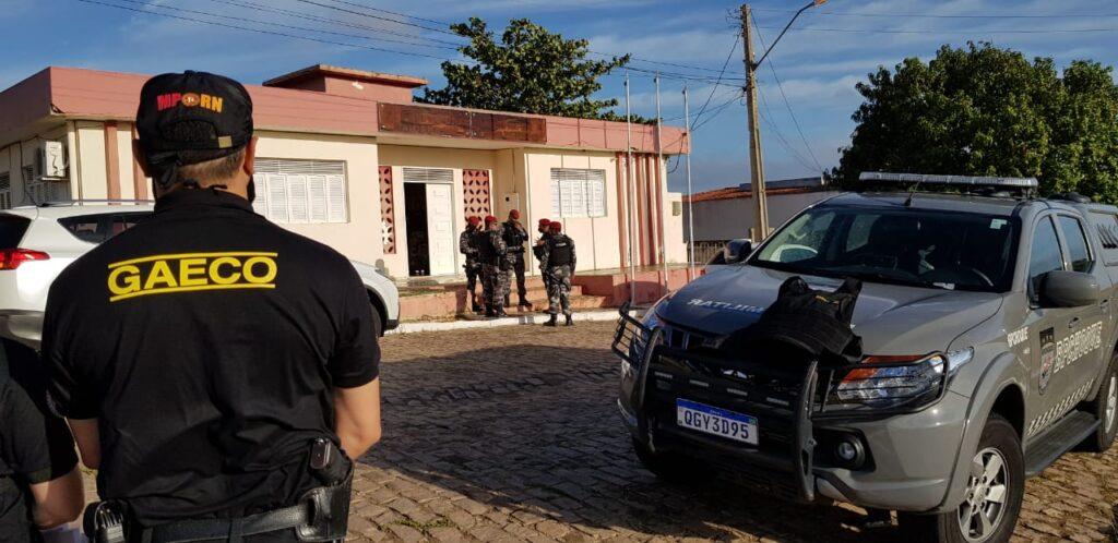 MPRN apura esquema de desvio de recursos públicos em Caiçara do Rio do Vento