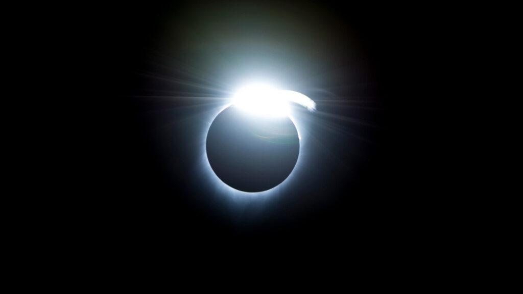 NASA revela locais onde o eclipse solar poderá ser visto em sua totalidade