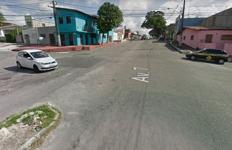 Trânsito no cruzamento da Rua dos Caicós com a Rua Baraúnas terá mudanças
