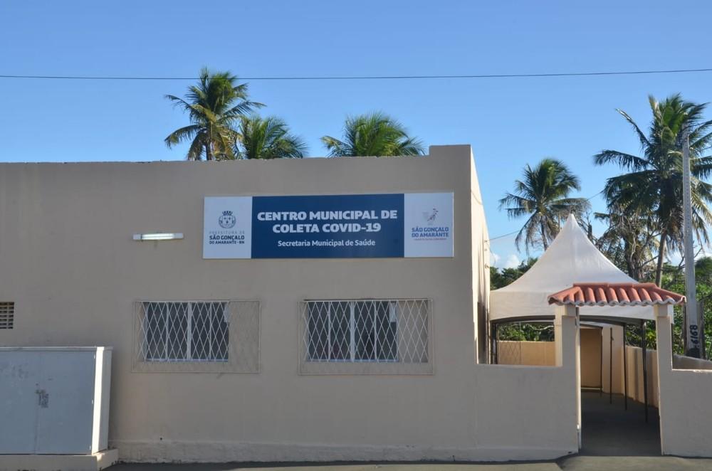 Bandidos invadem centro de testes de Covid-19 em São Gonçalo do Amarante