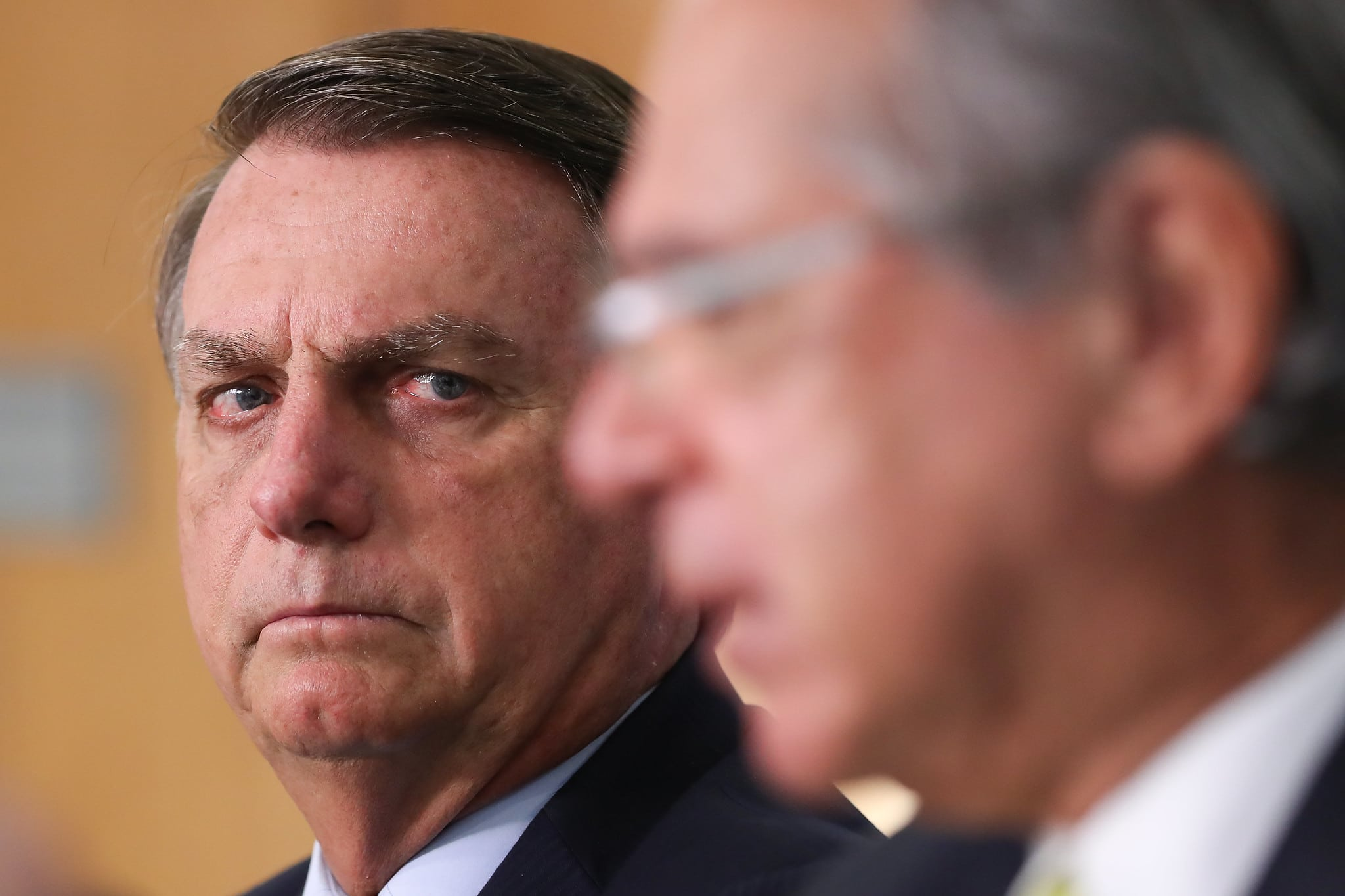 Bolsonaro descarta retorno do auxílio emergencial: 'Vai quebrar o Brasil'