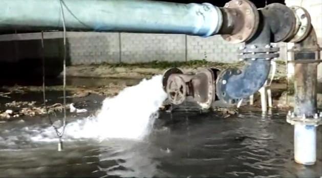 Caern religa poço em Tibau após 16 dias