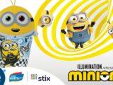 Clientes do app Clube Extra podem trocar pontos stix por produtos dos Minions