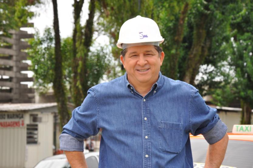 Edenilso Rossi Arnaldi e a situação da construção do setor público brasileiro