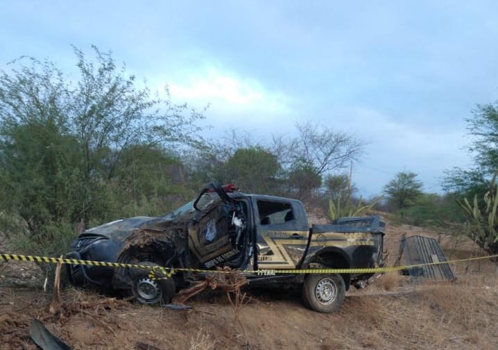 Policial Penal morre em acidente na RN-288 durante escolta de preso