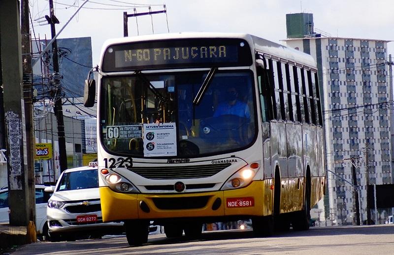 Natal terá reforço na frota de ônibus no dia do Enem