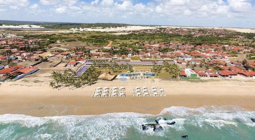 Pitangui Beach Resort deve gerar 1,4 mil empregos em Extremoz