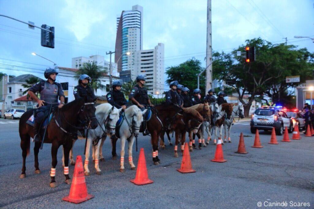 Prefeito autoriza doação de terreno para construção de sede da Cavalaria em Macaíba