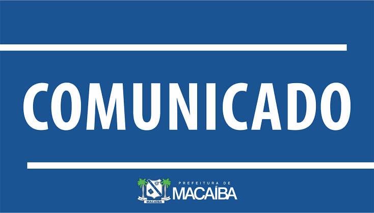 Provas do Concurso Público de Macaíba estão temporariamente suspensas