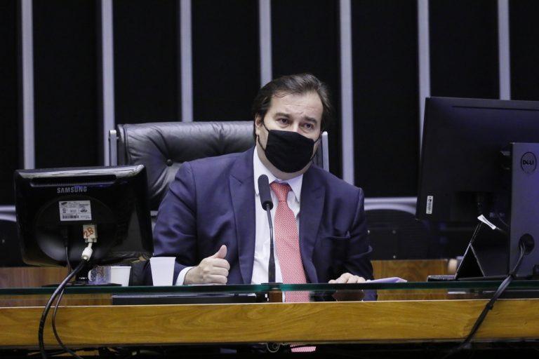 """Frase de Bolsonaro sobre fraude em eleição no Brasil é """"ataque gravíssimo ao TSE"""", diz Maia"""