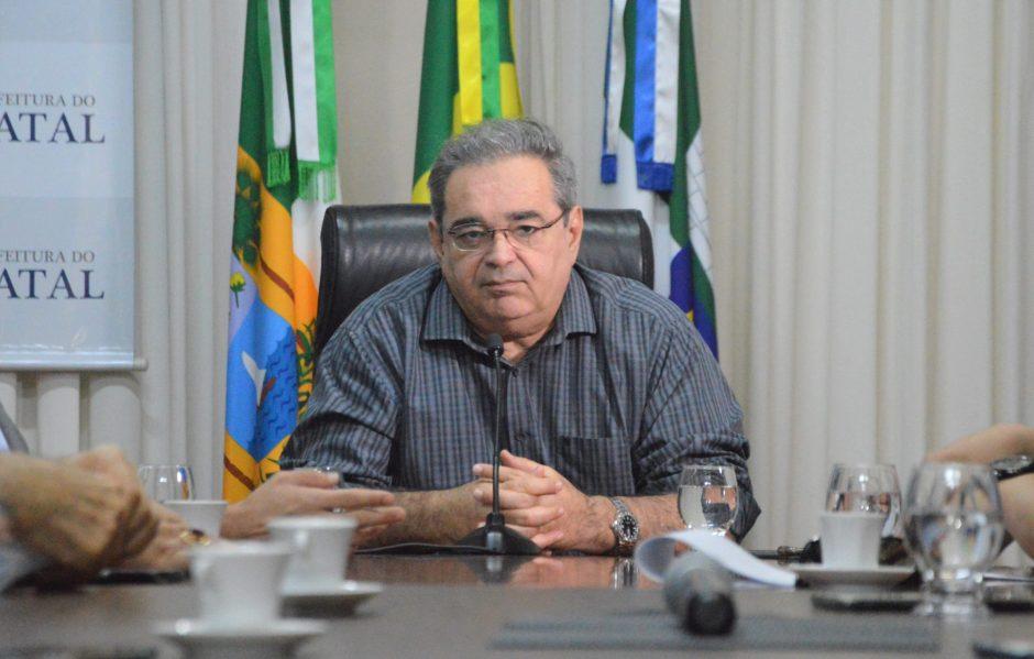 Álvaro Dias determina retorno de servidores ao trabalho presencial