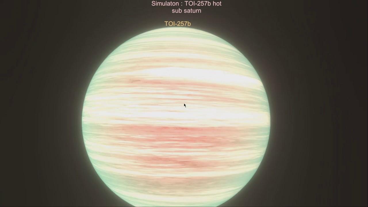Astrônomos da UFRN participam da descoberta de novo exoplaneta