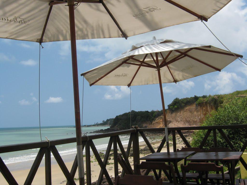 Casal que teve atendimento negado em bar do litoral sul será indenizado Falésias Restaurante