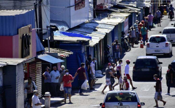Setor de serviços do RN recua 1,2% em março e acumula uma das maiores quedas do Brasil