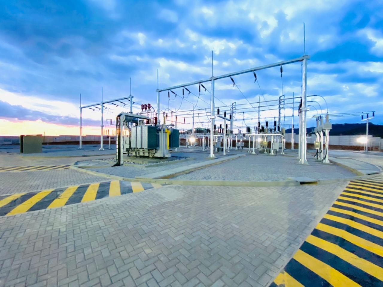 Cosern inaugura Subestação Elétrica Major Sales