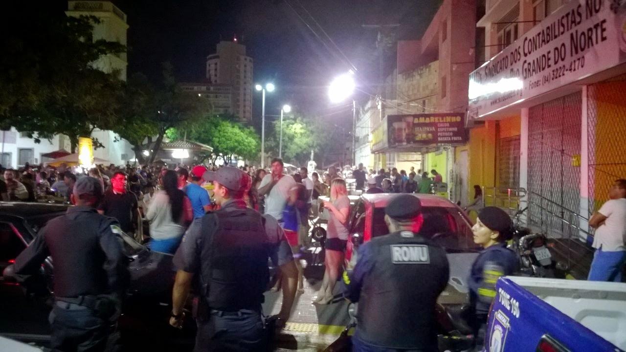 Decreto no RN: bares e restaurantes deverão fechar após 22 horas