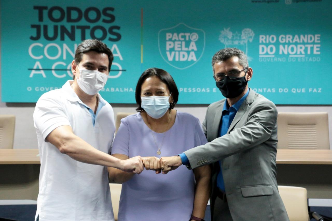 Deputado Francisco é o novo líder do Governo Fátima
