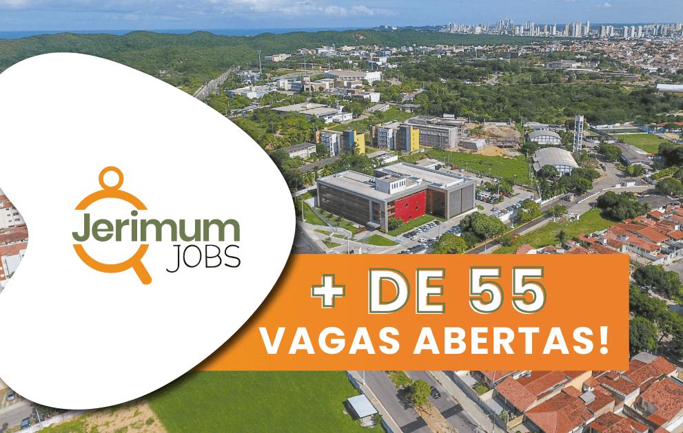 Empresas do Parque Metrópole oferecem 56 vagas de emprego em diferentes áreas