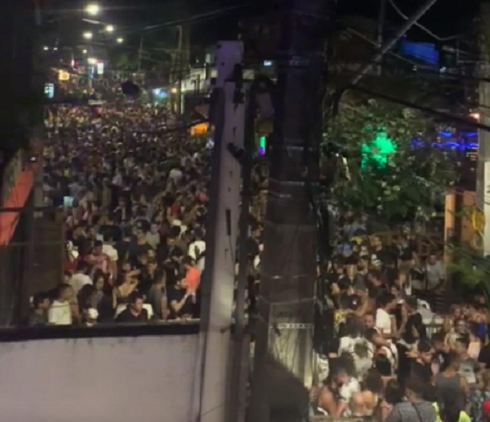 Fátima envia força-tarefa para coibir aglomerações em Pipa